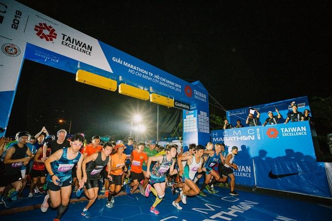 Marathon TP HCM 2020: Tranh tài đầu năm mới - Ảnh 1.