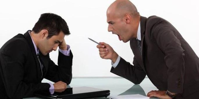 Bị sếp ngược đãi, nhân viên có quyền đơn phương chấm dứt hợp đồng - Ảnh 1.