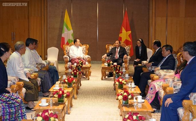 Thắt chặt quan hệ hữu nghị Việt Nam - Myanmar - Ảnh 1.
