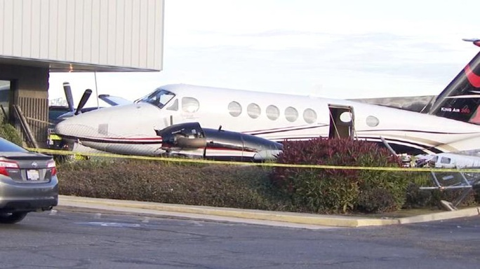 Thiếu nữ 17 tuổi cướp máy bay tại sân bay quốc tế Mỹ - Ảnh 1.