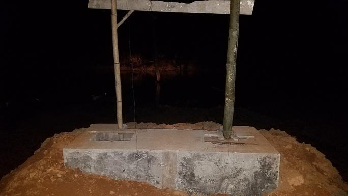 Danh tính nạn nhân tử vong khi sập hố móng cầu đang thi công  - Ảnh 3.