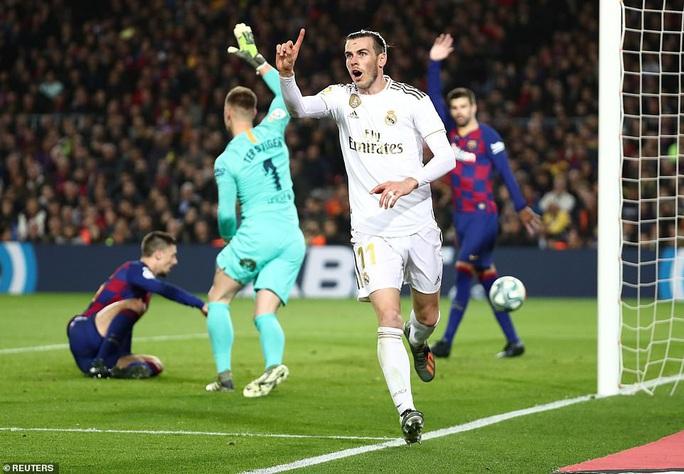 Messi nhạt nhòa, Barcelona bị cầm hòa Siêu kinh điển - Ảnh 7.