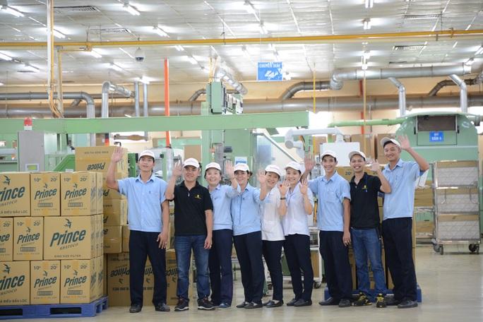 Tổng công ty Khánh Việt - Khatoco:  Doanh nghiệp vì người lao động - Ảnh 1.