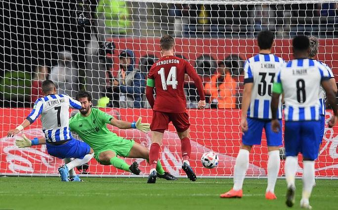 Liverpool thoát hiểm phút 90, giật vé chung kết World Cup các CLB - Ảnh 3.