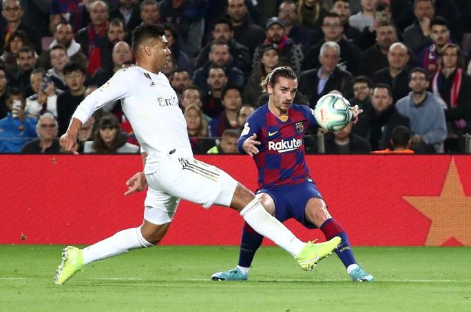 Messi nhạt nhòa, Barcelona bị cầm hòa Siêu kinh điển - Ảnh 3.