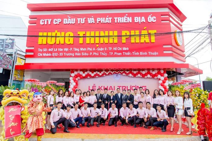 Bắt giam giám đốc Công ty địa ốc Hưng Thịnh Phát chuyên bán dự án ma - Ảnh 1.