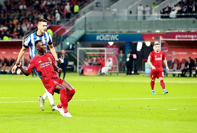 Liverpool thoát hiểm phút 90, giật vé chung kết World Cup các CLB - Ảnh 2.