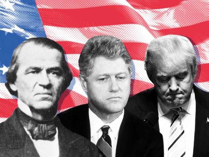 Tổng thống Donald Trump chính thức bị luận tội - Ảnh 1.