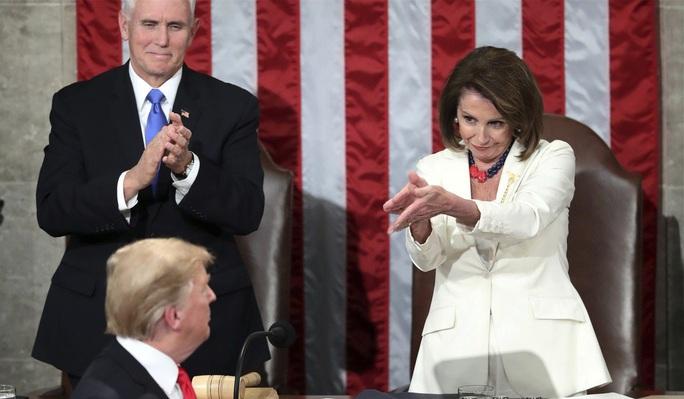Đối thủ chính trị quyền lực nhất của ông Donald Trump lộ diện - Ảnh 1.