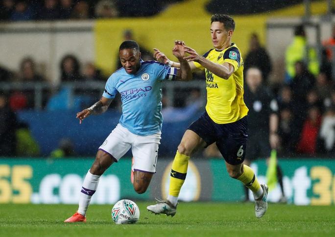 Man City hẹn quyết đấu Man United ở bán kết Cúp Liên đoàn - Ảnh 3.