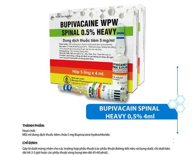 Vụ 2 sản phụ tử vong, 1 nguy kịch: 13/16 tiêu chí của lô thuốc gây tê Bupivacaine đạt yêu cầu - Ảnh 1.