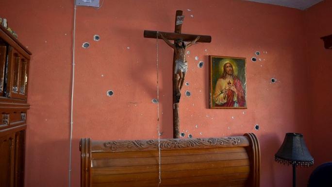 Đấu súng dữ dội tại biên giới Mexico – Mỹ, 21 người chết - Ảnh 1.