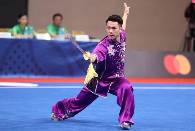 SEA Games 30: Lực sĩ Thạch Kim Tuấn vuột mất HCV đáng tiếc - Ảnh 18.