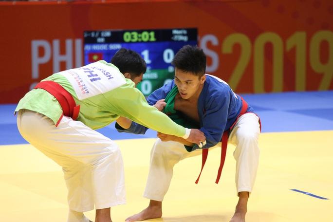 SEA Games 30, ngày 2-12: Việt Nam giành thêm 5 HCV từ môn Kurash - Ảnh 5.