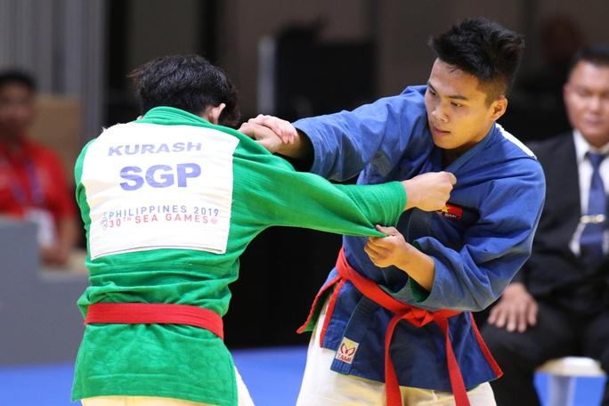 SEA Games 30, ngày 2-12: Việt Nam giành thêm 5 HCV từ môn Kurash - Ảnh 4.