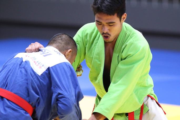 SEA Games 30, ngày 2-12: Việt Nam giành thêm 5 HCV từ môn Kurash - Ảnh 3.