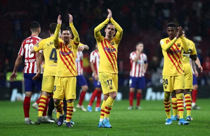 Barcelona soán ngôi Real Madrid bằng siêu phẩm Lionel Messi - Ảnh 9.