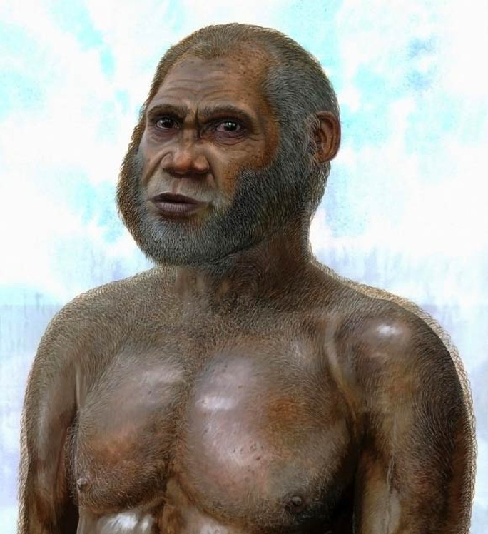 Sốc với sinh vật mới khiến 8 loài người khác tuyệt chủng - Ảnh 2.