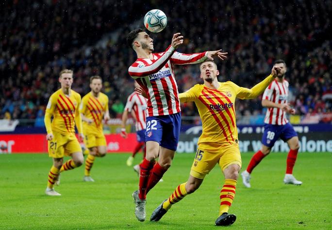 Barcelona soán ngôi Real Madrid bằng siêu phẩm Lionel Messi - Ảnh 3.