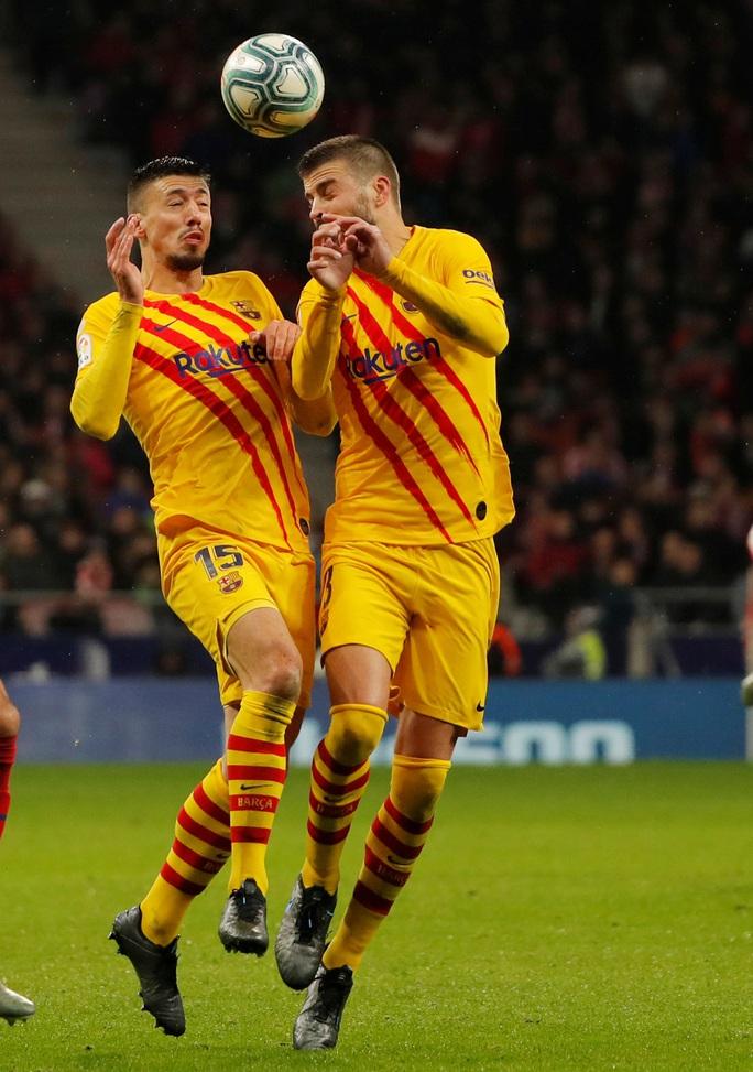 Barcelona soán ngôi Real Madrid bằng siêu phẩm Lionel Messi - Ảnh 4.