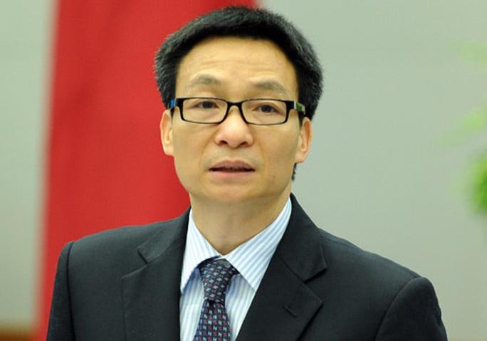 Phó Thủ tướng Vũ Đức Đam chịu trách nhiệm toàn bộ liên quan hoạt động lãnh đạo Bộ Y tế - Ảnh 1.