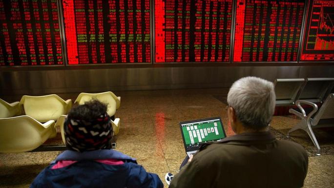 Báo động khủng hoảng nợ toàn cầu - Ảnh 1.