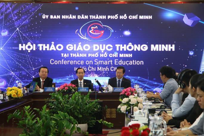 Giáo dục có ý nghĩa đặc biệt quan trọng trong đô thị thông minh - Ảnh 1.