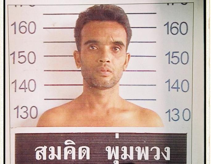 Sát thủ Thái Lan bị bắt bất ngờ vì vết sẹo trên chân mày - Ảnh 2.