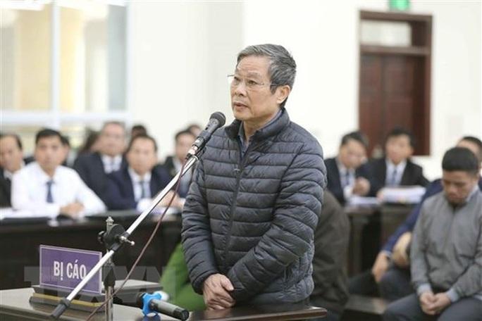Ông Nguyễn Bắc Son nói đã gặp gia đình và sẽ sớm nộp lại 3 triệu USD nhận hối lộ - Ảnh 1.
