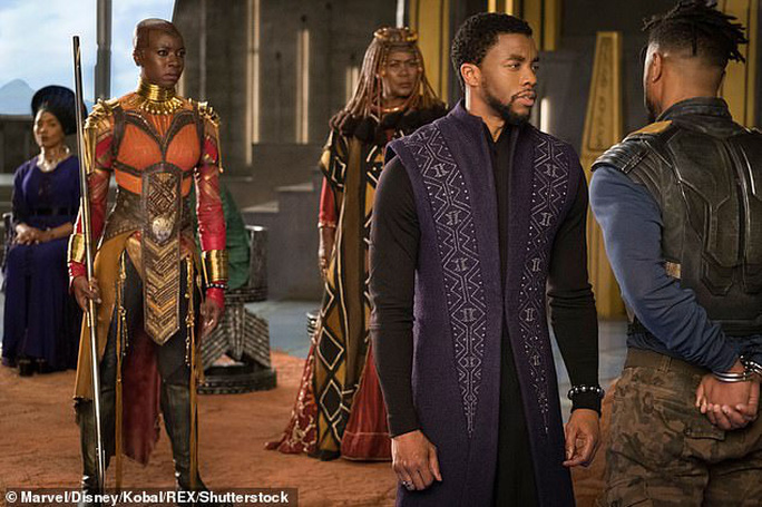 Đất nước hư cấu Wakanda trong Báo đen là... đối tác thương mại của Mỹ - Ảnh 1.