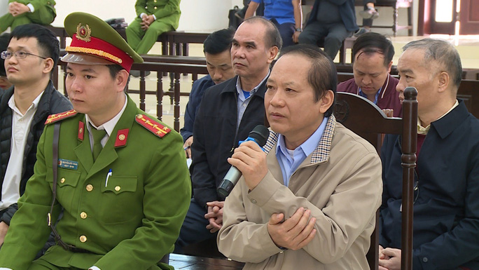 Ông Trương Minh Tuấn: Cảm thấy xấu hổ vì nhận hối lộ 200.000 USD - Ảnh 1.