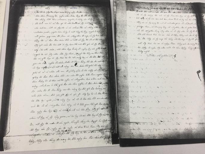 Nhìn lại 100 năm chữ Quốc ngữ qua những khảo cứu quý giá - Ảnh 4.