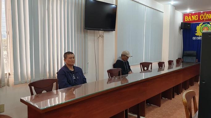 Bộ Công an bắt giữ 2 đối tượng Đài Loan trong đường dây ma tuý khủng - Ảnh 1.