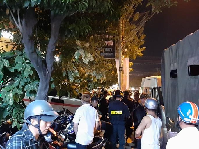 Cảnh sát Đồng Nai phong tỏa một bệnh viện ở Biên Hòa - Ảnh 4.