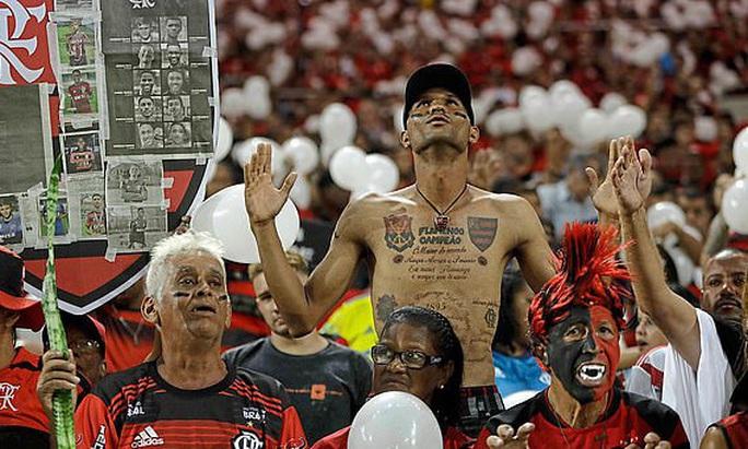 Flamengo: Từ 10 cầu thủ trẻ chết cháy đến trận chung kết World Cup - Ảnh 4.