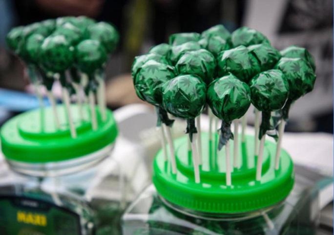 Bánh kẹo chứa cần sa: Bộ Công an vào cuộc - Ảnh 1.