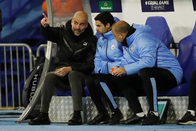 Mikel Arteta ngồi ghế nóng Arsenal, tự tin đưa Pháo thủ trở lại - Ảnh 5.