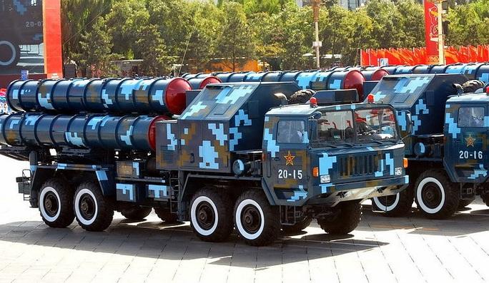 Nga biết Trung Quốc nhái thiết bị quân sự nhưng vẫn phải mắt nhắm mắt mở - Ảnh 1.