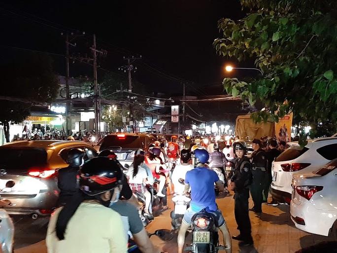 Vụ cảnh sát bao vây bệnh viện ở Biên Hòa: Bắt giữ 14 đối tượng tín dụng đen - Ảnh 3.