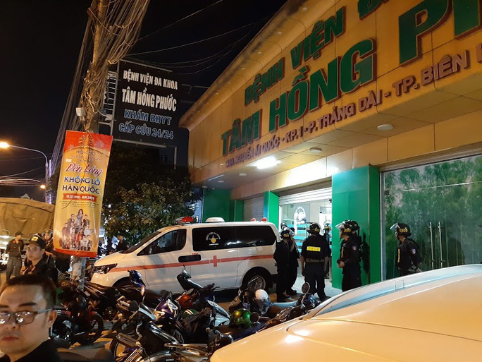 Vụ cảnh sát bao vây bệnh viện ở Biên Hòa: Bắt giữ 14 đối tượng tín dụng đen - Ảnh 5.