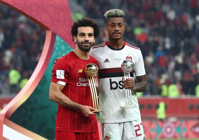 Hạ Flamengo phút 99, Liverpool lên đỉnh thế giới - Ảnh 9.