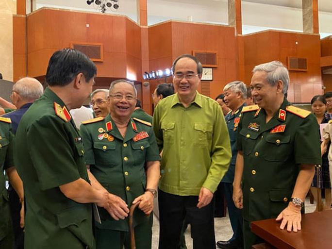 Phát huy truyền thống Bộ đội Cụ Hồ - Ảnh 1.
