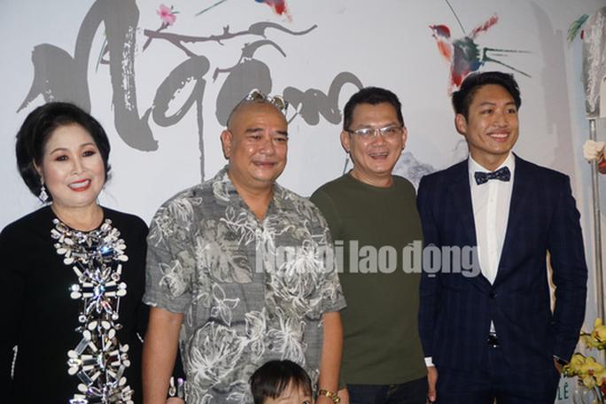 NSND Hồng Vân mở sân khấu kịch Hồng Vân - Chợ Lớn - Ảnh 5.