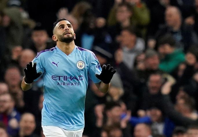 Ngược dòng ngoạn mục, Man City bùng nổ hạ Leicester - Ảnh 4.