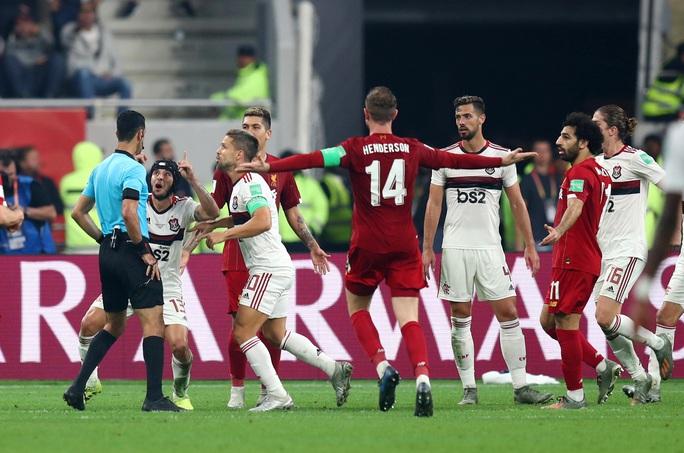 Hạ Flamengo phút 99, Liverpool lên đỉnh thế giới - Ảnh 5.