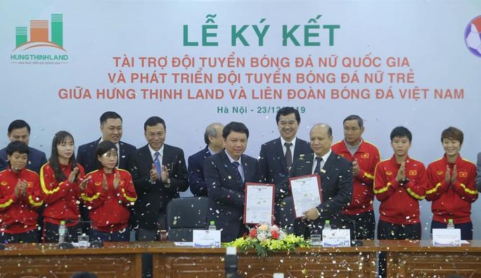 Bóng đá nữ Việt Nam được tài trợ 100 tỉ đồng với giấc mơ World Cup - Ảnh 3.