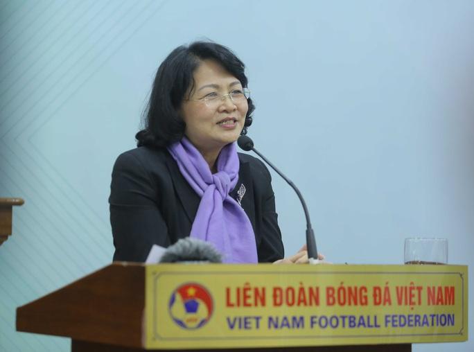 Bóng đá nữ Việt Nam được tài trợ 100 tỉ đồng với giấc mơ World Cup - Ảnh 4.