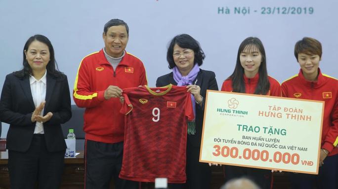 Bóng đá nữ Việt Nam được tài trợ 100 tỉ đồng với giấc mơ World Cup - Ảnh 5.