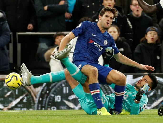 Son Heung-min bị đuổi, Tottenham gục ngã trận derby sân nhà trước Chelsea - Ảnh 5.