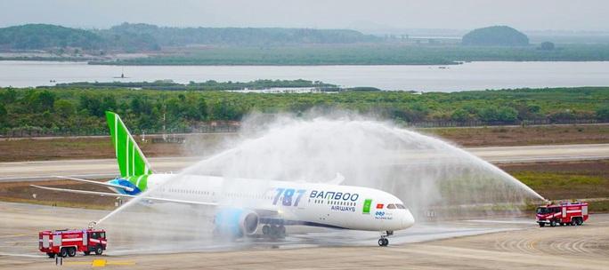 Siêu máy bay Boeing 787-9 Dreamliner mới nhận của Bamboo Airways sẽ bay đường bay nào? - Ảnh 2.